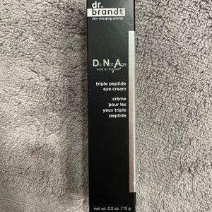 Dr Brandt DNA triple peptide eye cream